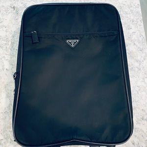 Prada Carry On Luggage - Leather & Nylon